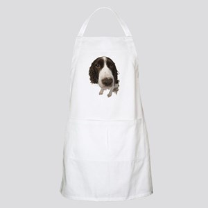 Springer Spaniel Close-Up Apron